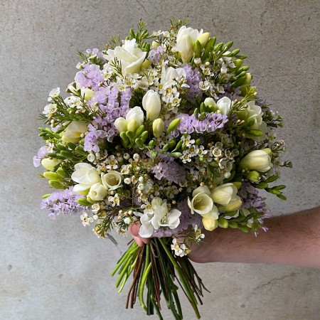 Bouquet Freesias Smooth