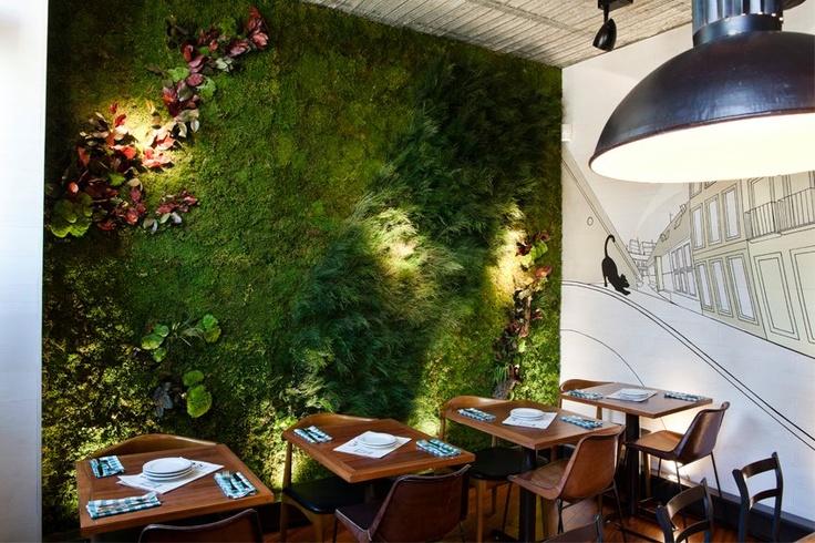 jardines verticales preservado