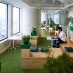 Google Tokyo Office Space 10