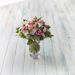 rosas, craspedias, claveles y alstroemerias smooth RCC