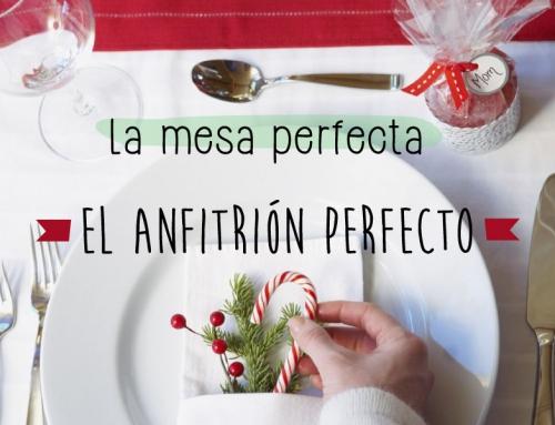 Cómo preparar la mesa de Navidad perfecta