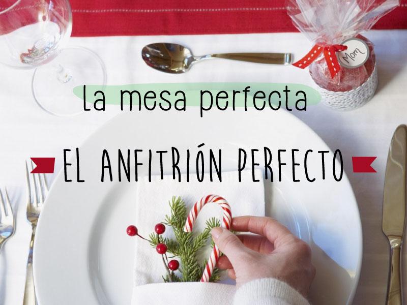 C mo preparar la mesa de navidad perfecta flors go - Como preparar la mesa de navidad ...