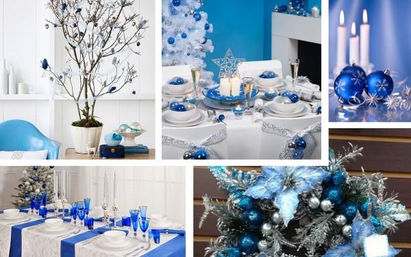 navidad - azul