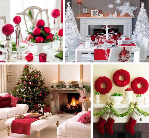 C mo preparar la mesa de navidad perfecta flors go for Casa practica decoracion