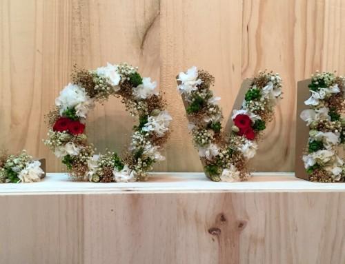 Tendencias de flores para bodas 2018