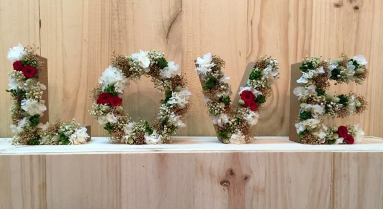 flores para bodas 2018