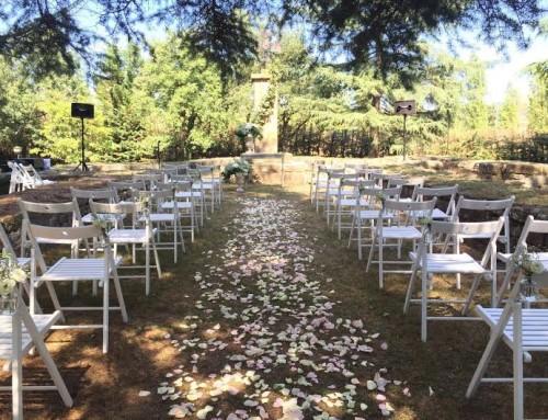Jordi & Lidia: Una boda romántica