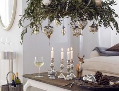 ¡Llena de flores y plantas tu Navidad!