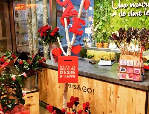 Llena tu San Valentín de flores y deseos de amor