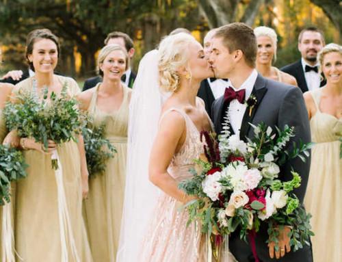 Tips para acertar con las flores de tu boda